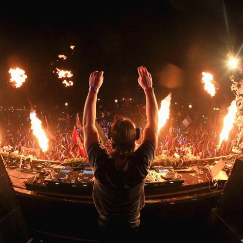 Axwell - Live at TomorrowWorld