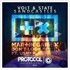 Martin Garrix vs. Volt & State feat. Usher - Don't Look Down vs. Sandcastles (Nicky Romero Mashup)