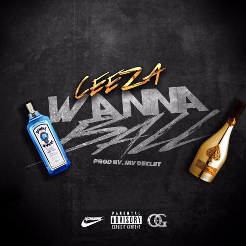 Ceeza - Wanna Ball [Prod. JayDeclet]