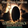 DJ Masnur - Gerhana Mixtrack 2016 EDM Mix [#MasnurMusic Episode 021] *DOWNLOAD FREE