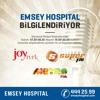 EMSEY HOSPITAL - GENEL CERRAHİ ŞİŞMAN HASTALAR SPOTU mp3