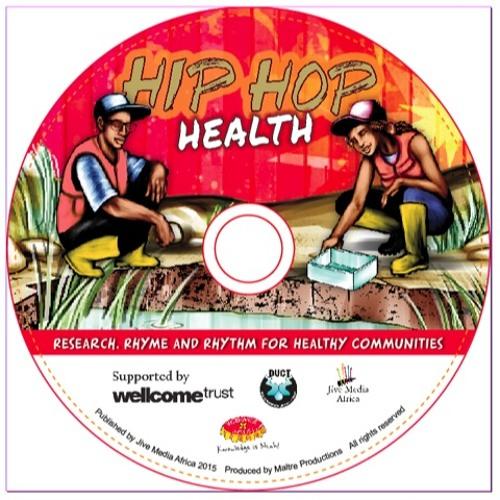 Hip Hop Health - Wellcome Trust - 2016