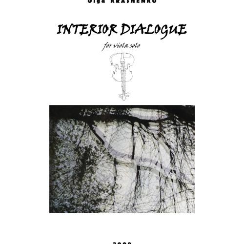 Olga Krashenko: Interior Dialogue (2009)