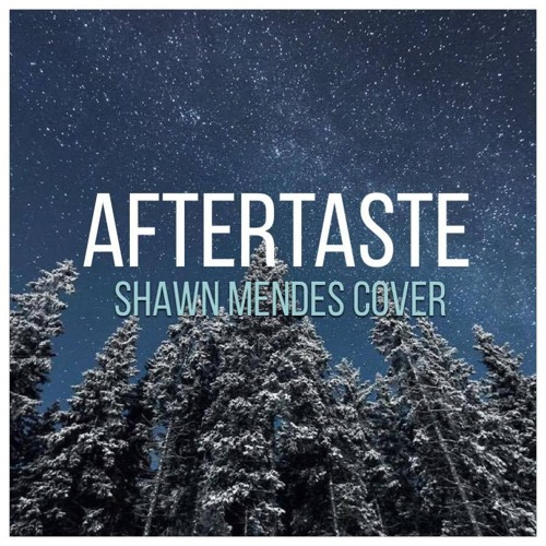Aftertaste - Shawn Mendes (Cover)