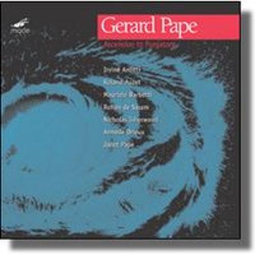 Gerard Pape: La Naissance du Son (2002)