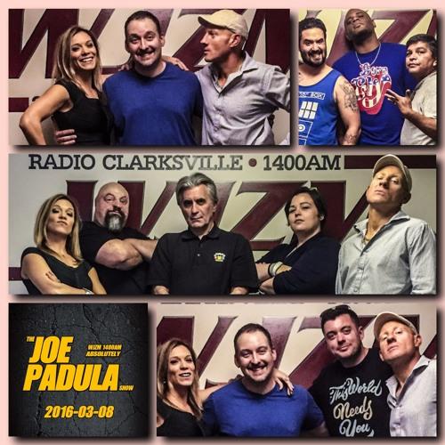 2016-03-08 - The Joe Padula Show
