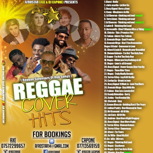 REGGAE COVER HITS MIX 2016 by LOYALSQUAD(AXE, CAPONE, RAHEEM