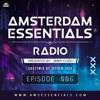Amsterdam Essentials Radio Episode 006 [Guestmix by Jayden Jaxx]