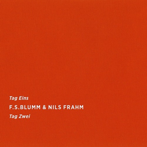 F.S.Blumm & Nils Frahm - Day Two One