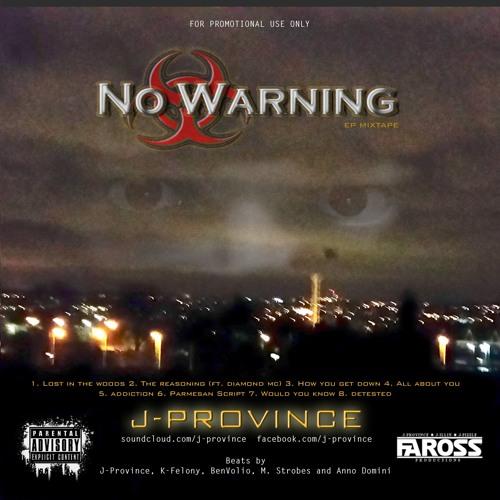 NO WARNING The EP Mixtape