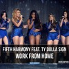 Fifth Harmony feat. Ty Dolla Sign - Work From Home (Piano Cover By Marijan)