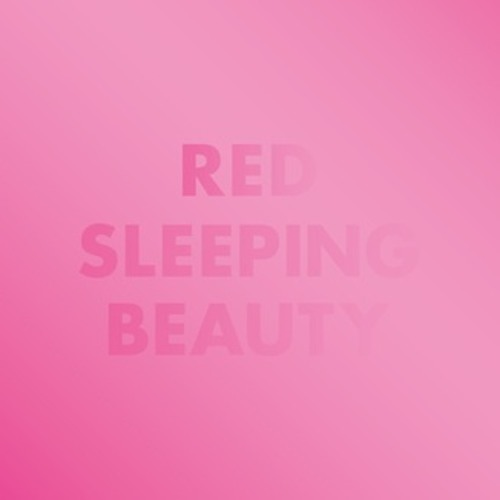 "Red Sleeping Beauty ""Mi Amor"""