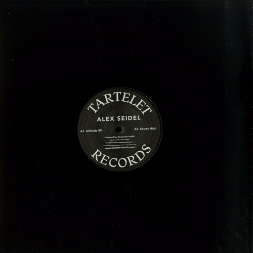 Alex Seidel EP :: Tartelet Records 2016