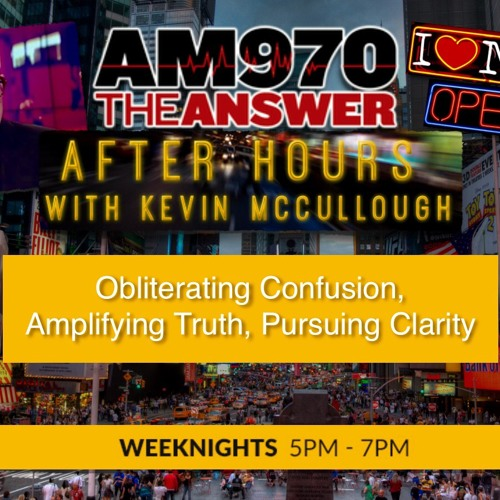After Hours with Kevin McCullough