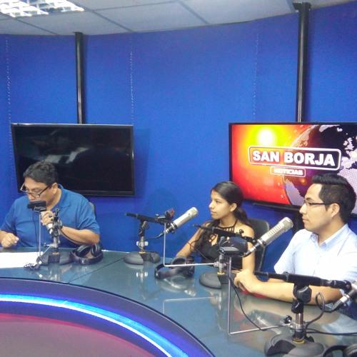 Egresados de la Facultad de Derecho de la UCV entrevistados en Radio San Borja