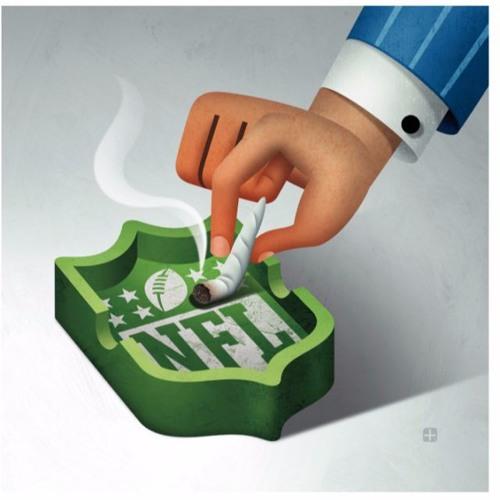 Marijuana Times in The NFL