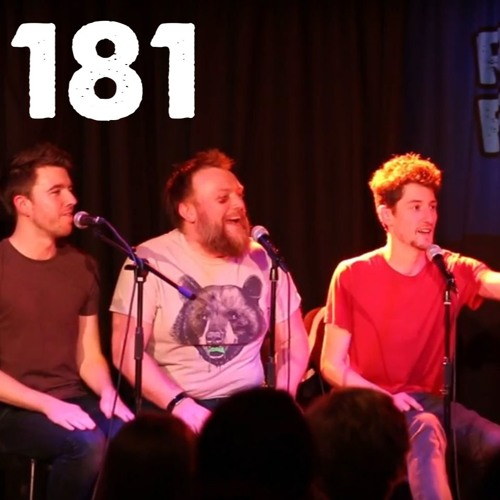 181: Guy Ritchie's Colonic Irrigation Bust-Up - Live at the Canal Cafe Theatre