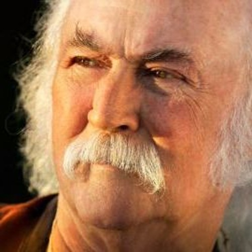 Singer/Songwriter David Crosby