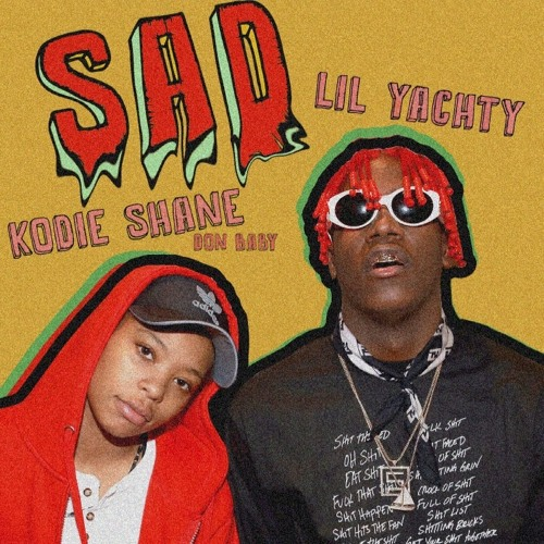 Sad Feat Lil Yachty [Prod By Matty P & D Clax]