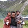 """We are all connected"". Lyrics Noa Jones and Music Richard Page & Tshering Dorji"