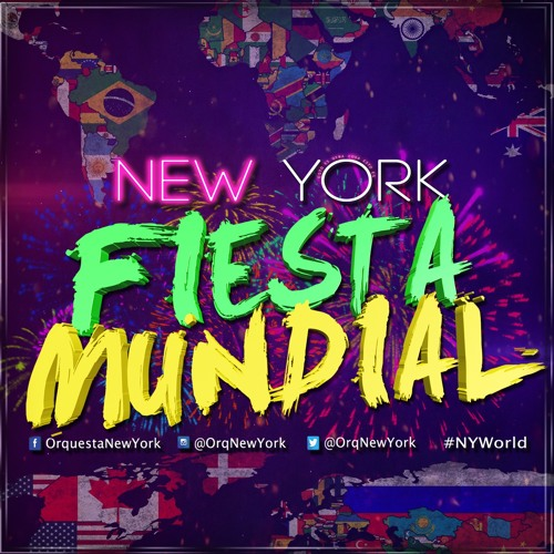 NY - Fiesta Mundial