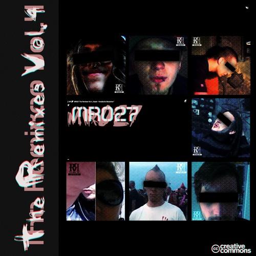 MR027 The Remixes Vol.4 - Vojeet - Fanatische Menschen