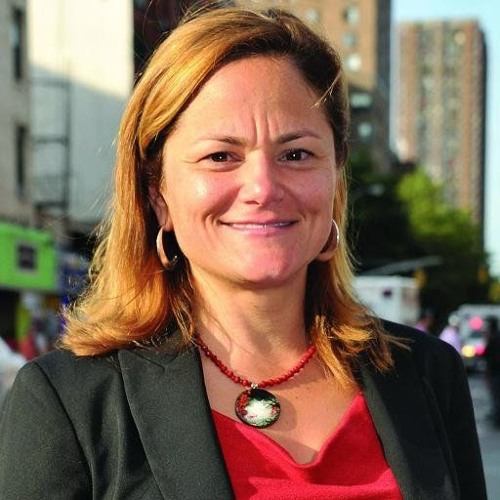 3 - 4 -16: Melissa Mark Viverito