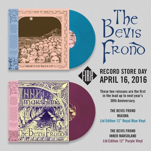 The Bevis Frond - 'Miasma' & 'Inner Marshland' Reissue Sampler