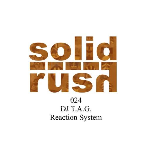 Dj T.A.G. /Tresor Berlin - Solid Rush Rec. 024 /  Reaction Systhem