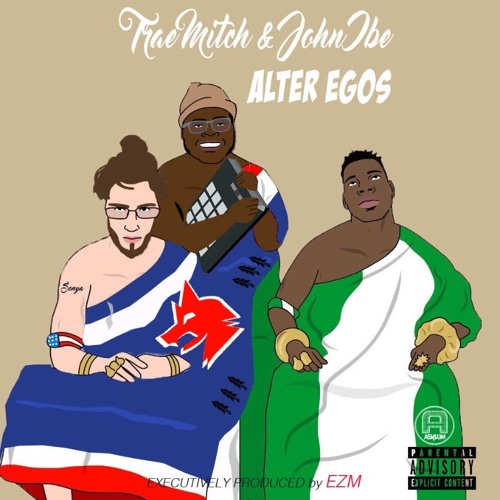 ALTER EGOS COLLAB TAPE ( Prod. EZM )
