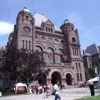 Queen's Park security service will start to carry handguns starting March 21st.