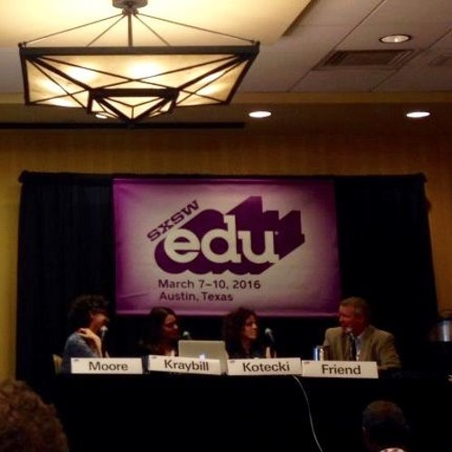 Podcast with Four Museum Educators from SXSWedu