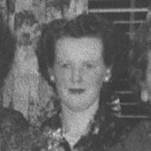 Bertha Evans (Aho) 1997 - 02