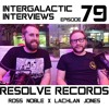 Episode 79 - Resolve Records (Ross Noble X Lachlan Jones)