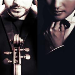 """Ray Chen & Luca D'Alberto """"Bach-Teaser"""""""