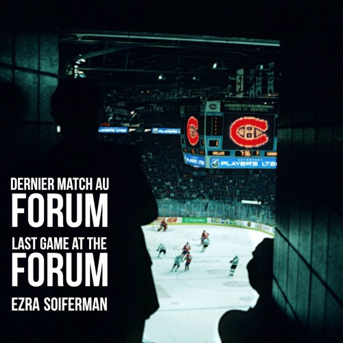 "Ezra Soiferman on CJAD's ""The Exchange"" radio show re: ""Last Game At The Forum"" - March 11 2016"
