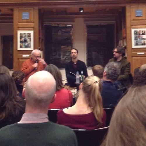 E. Balibar in conversation with Nicholas de Genova and Alberto Toscano