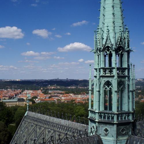 Sounding of Prague