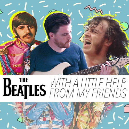 The Beatles - With A Little Help From My Friends (COVER) FLAKJAKT
