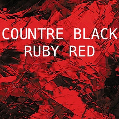 Countre Black - Ruby Red produced by California City & Derek Monteiro