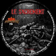 """XXX SOLD XXX """"Le Sacrement"""" SP1200 - S950"""