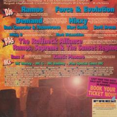 Bass Generator & Technotrance @ Rezerection- The Awakening Of 96
