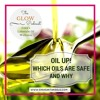 Oil Up! Which Oils Are Safe And Why - Podcast 11
