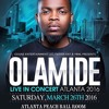 Download Olamide 03/26/2016 Concert  Promo Mix By: Dj Jizzy JumpOff Mp3