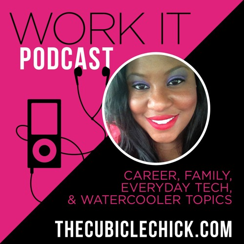 WORK IT Podcast Ep. 5: Personal  Brand Power with Janice Person