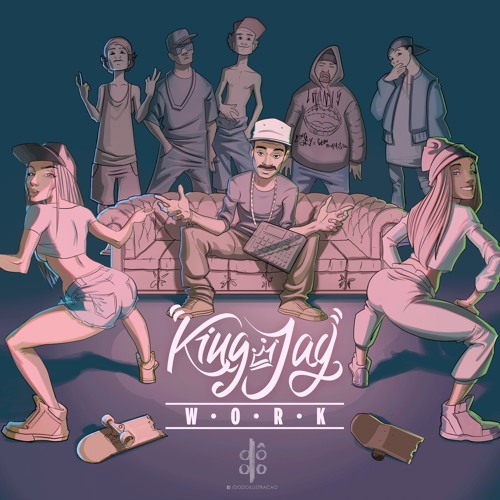 DJ King Jay - Work