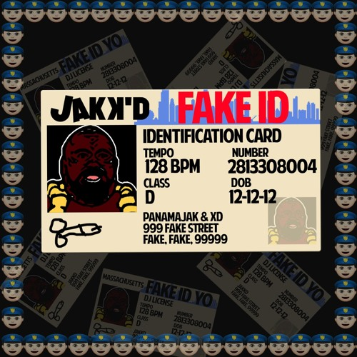 Free Soundcloud Mix original K'd Id Jakk'd By Jak On Fake Listening