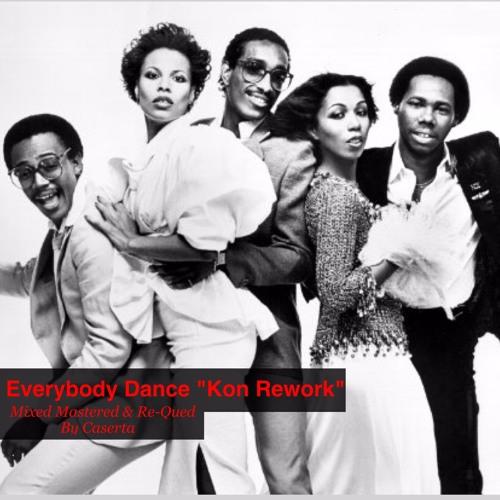 Shiek - Everybody Dance ~ KON REWORK (Caserta Remaster)