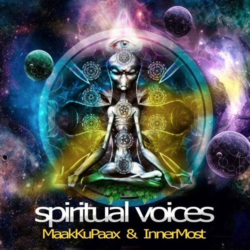 InnerMost & MaaKKuPaax - Spiritual Voices (Preview)