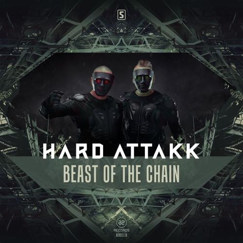 Hard Attakk - Beast Of The Chain (#A2REC118)